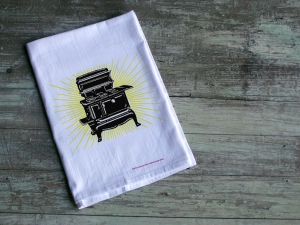 Brilliant Stove Flour Sack Towel - discontinued