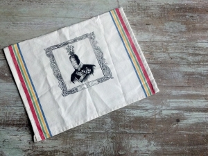 Baron Von Carrot Tea Towel - discontinued