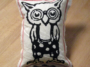 Owl Cat Toy - hours of fun!
